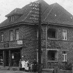 Der Stammsitz des Familienbetriebs in den 30er Jahren